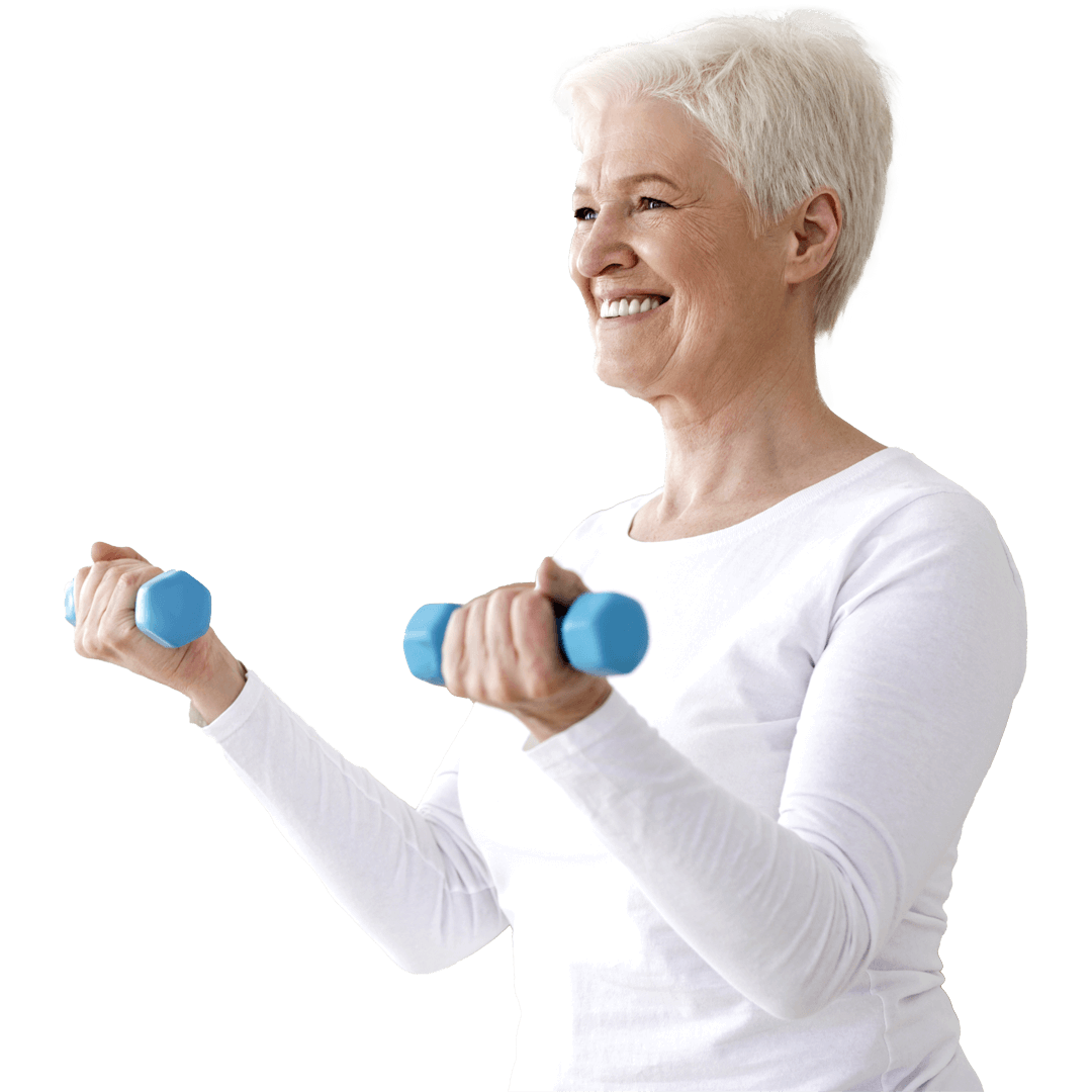 65+ Fitness Online Course